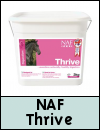 NAF Thrive for Horses
