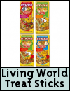 Living World Small Animal Treats