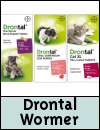 Drontal Wormer for Dogs & Cats