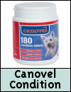 Canovel Condition Tablets for Dogs