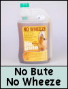 No Bute No Wheeze Respiratory Aid for Horses