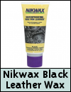 Nikwax Waterproofing Wax for Leather Black