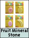 Pet Brands Fruit Mineral Stone for Small Animals