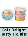 Webbox Cats Delight Tasty Tid Bits Cat Treats