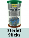Tetra Pond Sterlet Sticks Fish Food