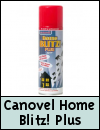 Canovel Home Blitz! Plus Flea & Insect Spray