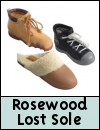 Rosewood Lost Soles Dog Toys