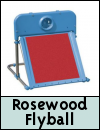 Rosewood Flyball Box for Dogs