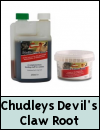 Chudleys Devil's Claw Root for Dogs
