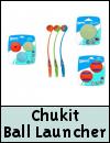 Chukit Ball & Launcher Dog Toys