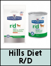 Hills Prescription Diet R/D Dog Food