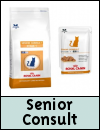 Royal Canin Veterinary Care Nutrition Senior Consult Cat Food