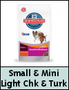 Hills Science Plan Adult Light Small & Miniature Dog Food