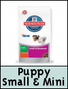 Hills Science Plan Small & Miniature Puppy Food