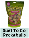Suet To Go Peckaballs