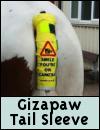 Gizapaw Hack Cam Tail Sleeve