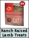 Orijen Ranch Raised Lamb Freeze Dried Cat Treats