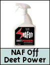 NAF Off DEET Power for Horses