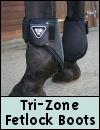 Equilibrium Tri-Zone Fetlock Boots