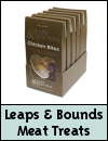 Rosewood Leaps & Bounds Premium Meat Dog Treats