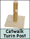 Catwalk Collection Turin Scratching Post