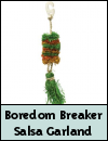 Boredom Breaker Salsa Garland Small Animal Toy