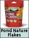 Rosewood Pond Nature Flakes Fish Food