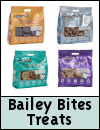 Barking Heads Bailey Bites Dog & Puppy Treats