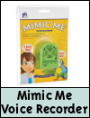 Mimic Me Voice Recording Unit