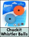 Chuckit Whistler Balls