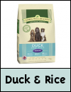James Wellbeloved Senior Duck and Rice Dog Food