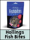 Hollings Fish Bites Dog Treats