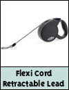 Flexi Cord Retractable Cat Lead
