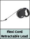 Flexi Cord Retractable Cat Lead