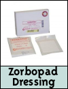 Zorbopad Absorbent Dressing