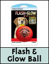 American Dog Toys Flash & Glow Ball