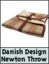 Danish Design Newton Throw