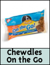Chewdles On The Go Biscuit Dog Treats