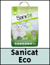 Sanicat Eco Cat Litter