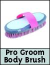 HySHINE Pro Groom Body Brush