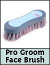 HySHINE Pro Groom Face Brush