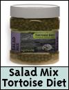 Komodo Salad Mix Tortoise Diet