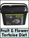 Komodo Fruit & Flower Tortoise Diet