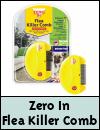 STV Zero In Flea Killer Comb for Dogs & Cats