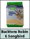 Bucktons Robin & Songbird Food