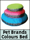Pet Brands Colours Bed