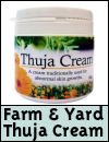 Farm and Yard Remedies Thuja Cream