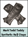 Mark Todd Toddy Synthetic Half Chaps