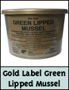 Gold Label Green Lipped Mussel for Horses