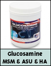 Equine America Glucosamine Plus with MSM, ASU & HA for Horses